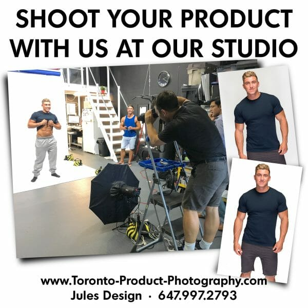 Mississauga Product Photo Studio