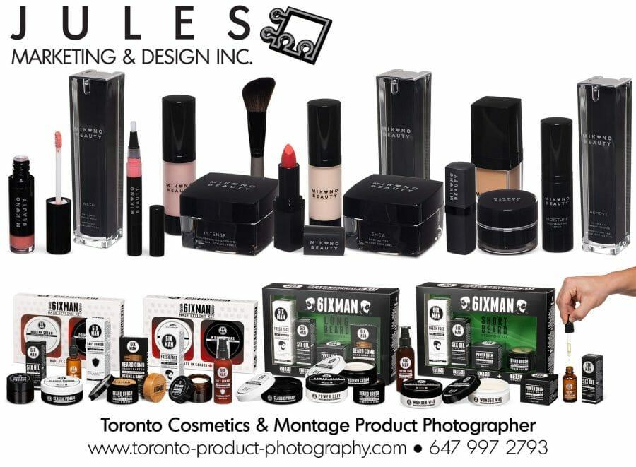 Markham Mississauga Toronto Cosmetic Photographer