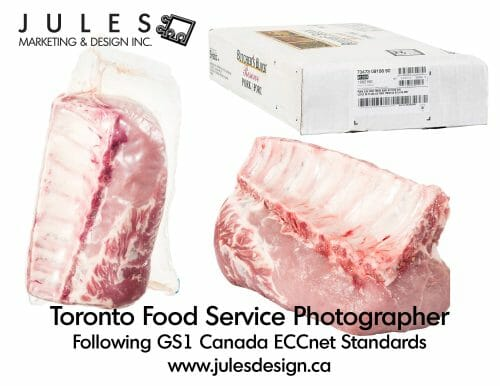Toronto GS1 Food Service Photographer