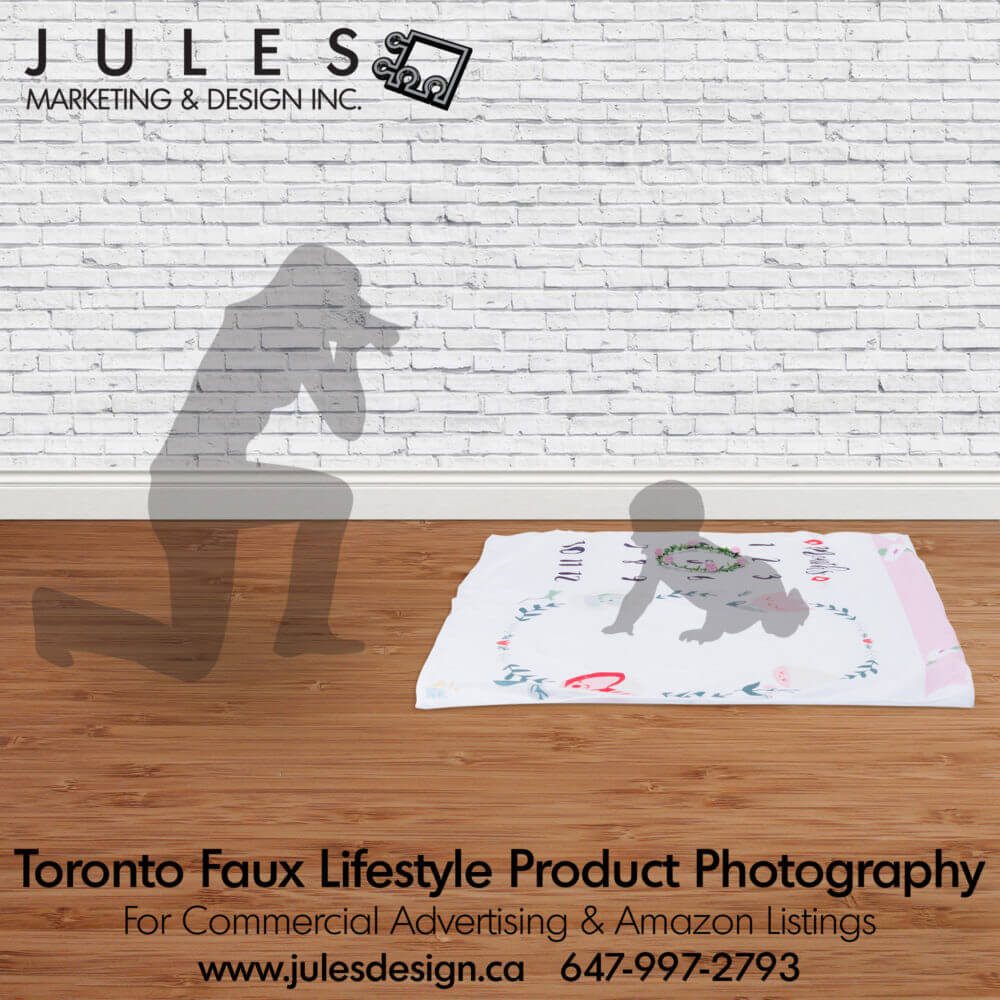 Lifestyle Photography Using Graphic Design Toronto for Amazon