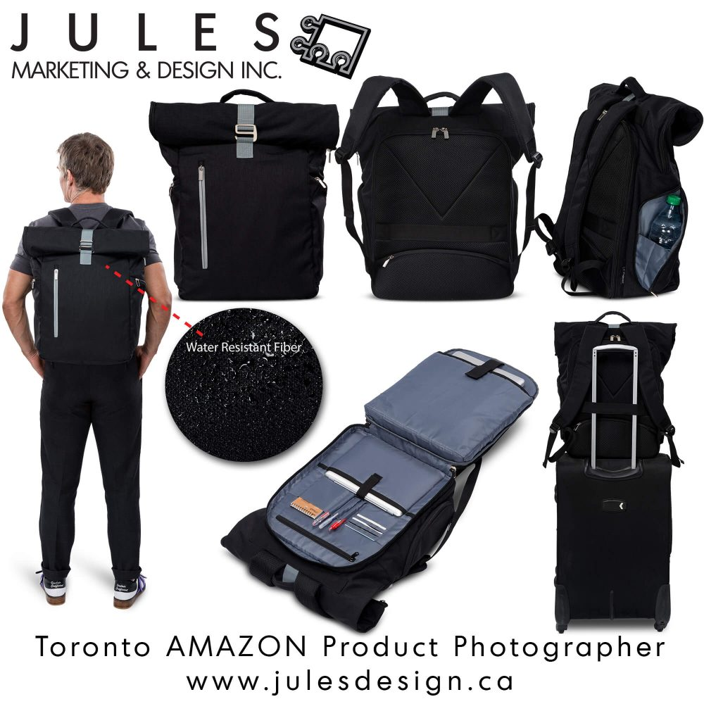 Amazon infograph product photographer Canada Toronto