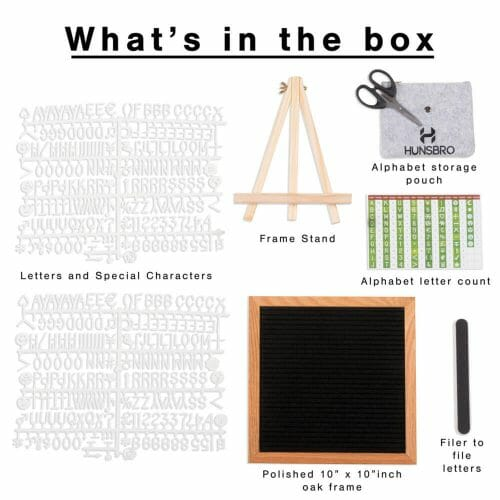 """Amazon """"What's in the box"""" product photos"""