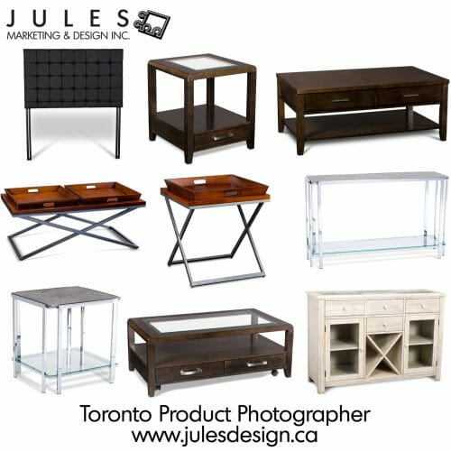 Toronto Furniture Photo studio Product Photographer