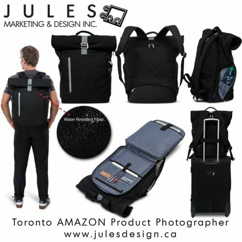 Toronto Amazon Product Photographer and Infographic Designer