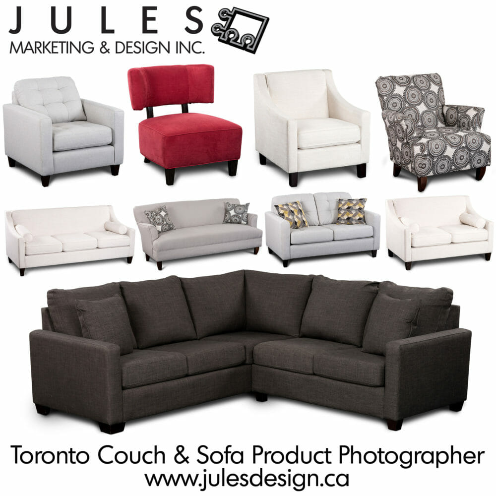 Toronto Furniture Photography Service, Brampton Furniture Photographer