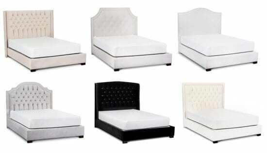 Bed & Furniture Photographer Brampton Markham Toronto