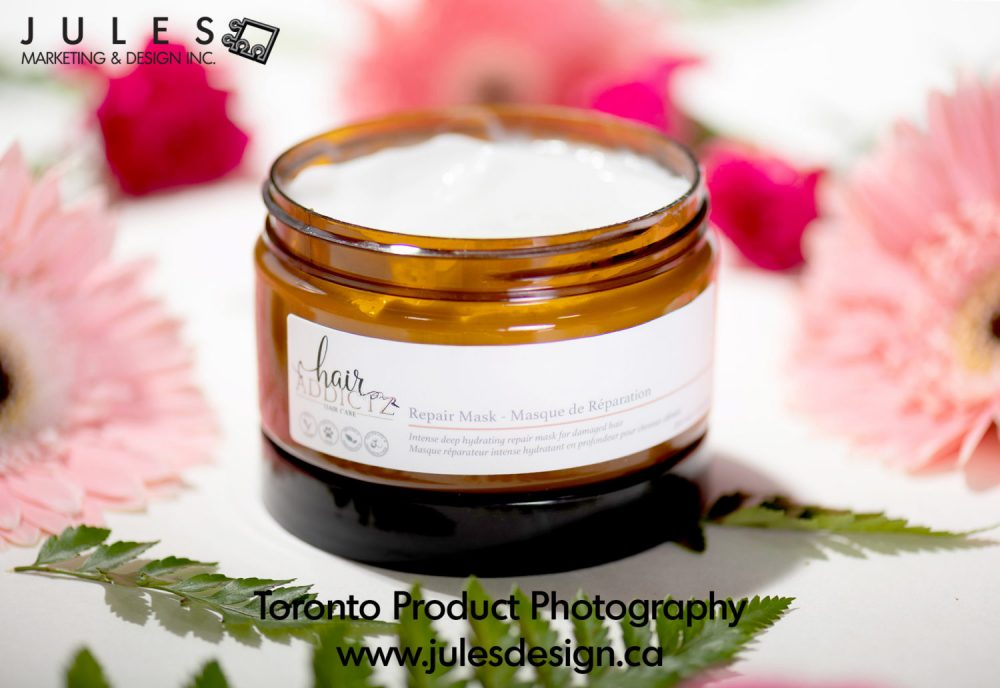 Cosmetic Photography with Bokey and Vignette