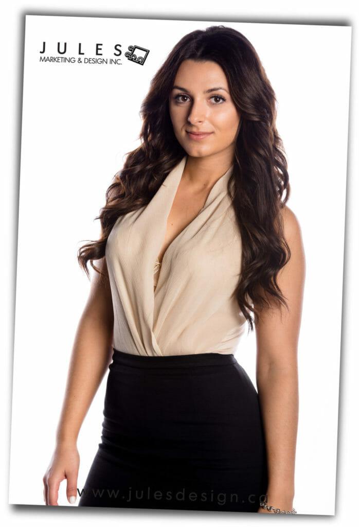 Toronto Actress Realtor Agent Headshot-Photography