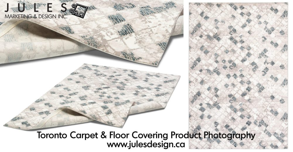 Toronto Carpet & Floor Covering Product Photography