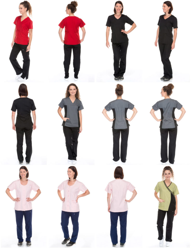 Mississauga Brampton Bulk Fashion Photographer Uniforms