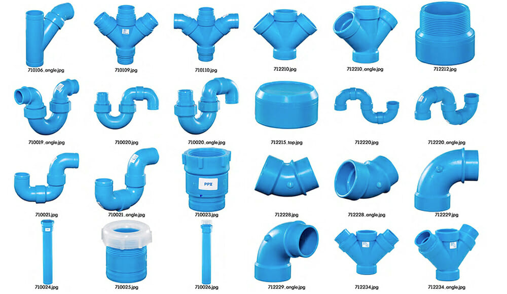 Toronto Brampton Mississauga Burlington Bulk Water Pipe Product Photography