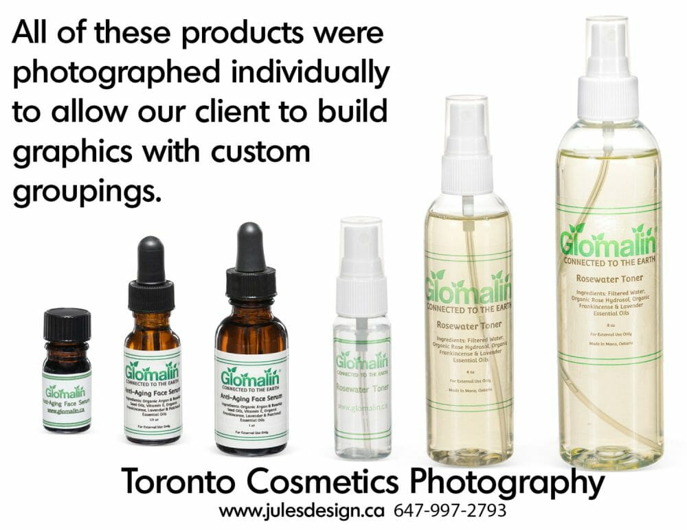 Cosmetic Group Photography