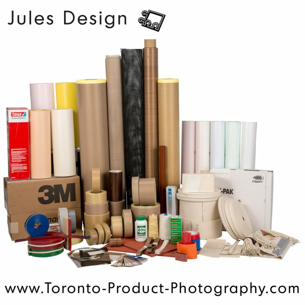Toronto Mississauga Brampton Product Photo Studio Industrial Products