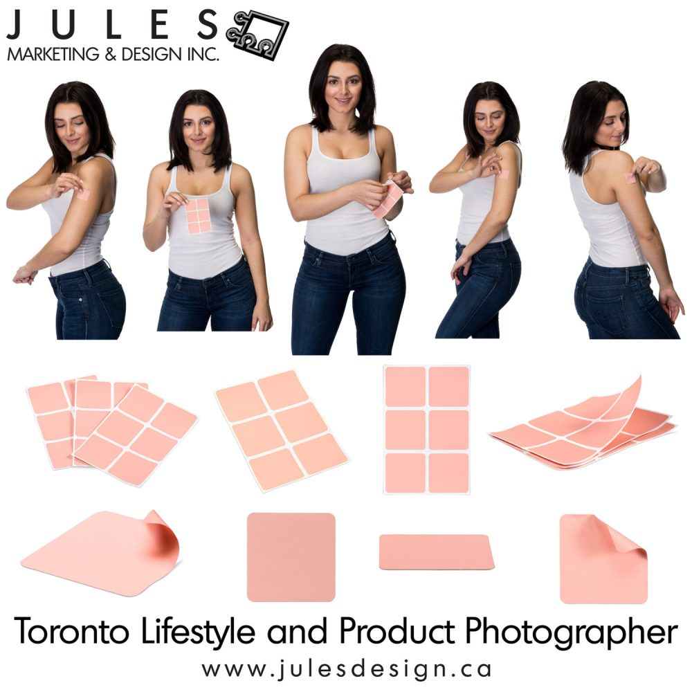 Lifestyle Image Using Model Toronto