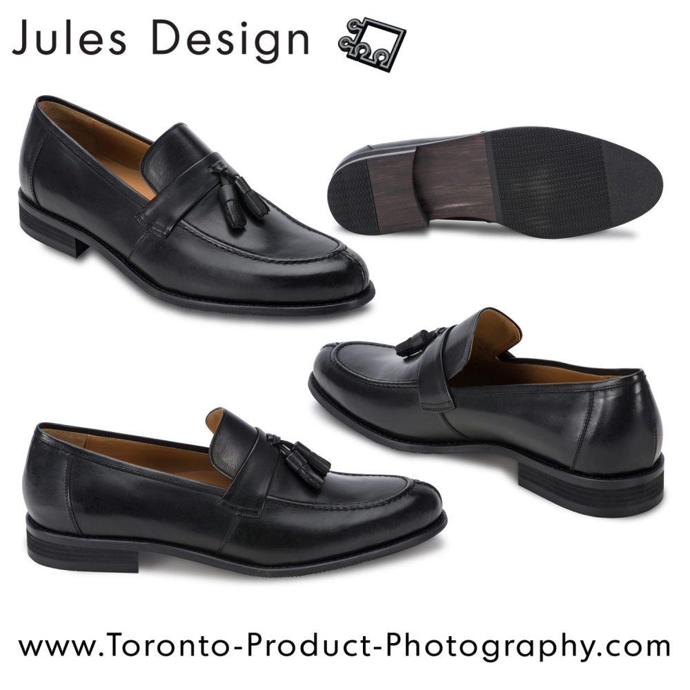Toronto Shoes eCommerce Product Photographer