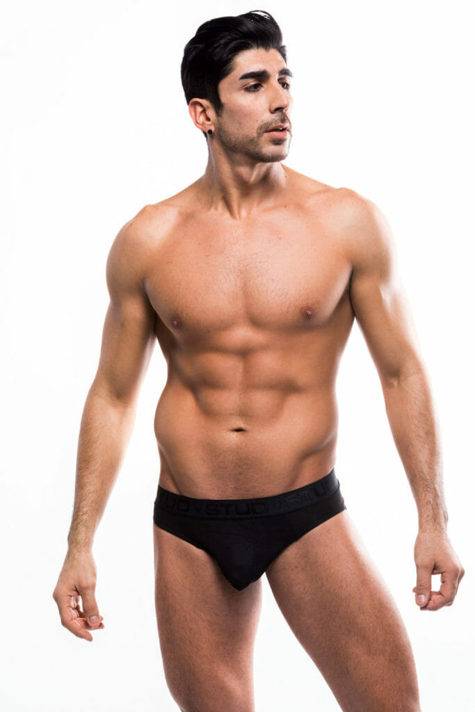 Men's Underwear Fashion Photography Studio Toronto