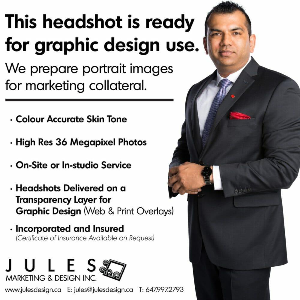 Toronto Lawyer Executive Business Portraits