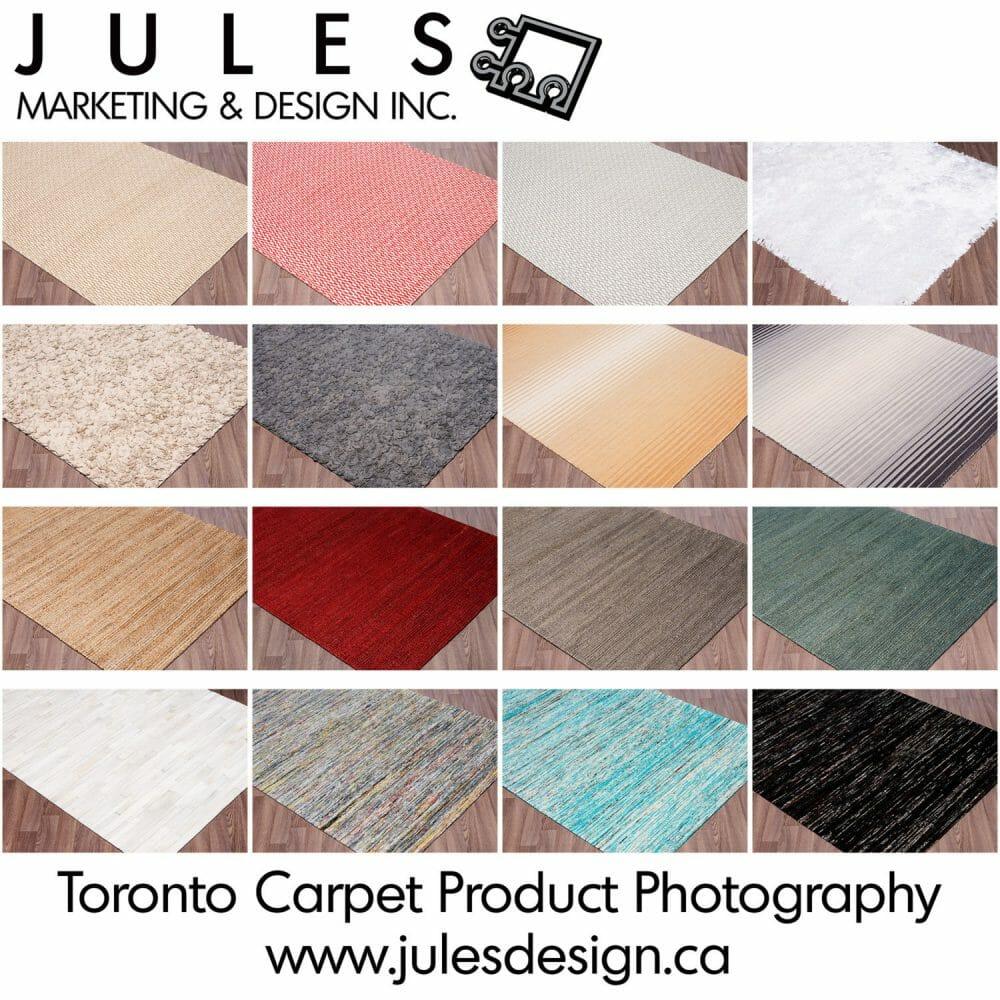 Toronto Carpet Photographer