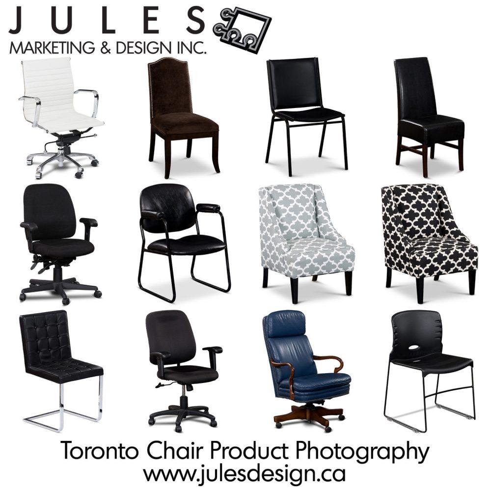 Mississauga Brampton Catalog Chair Photographer