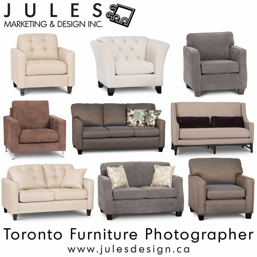 Markham Mississauga Toronto Couch Sofa Photography Studio