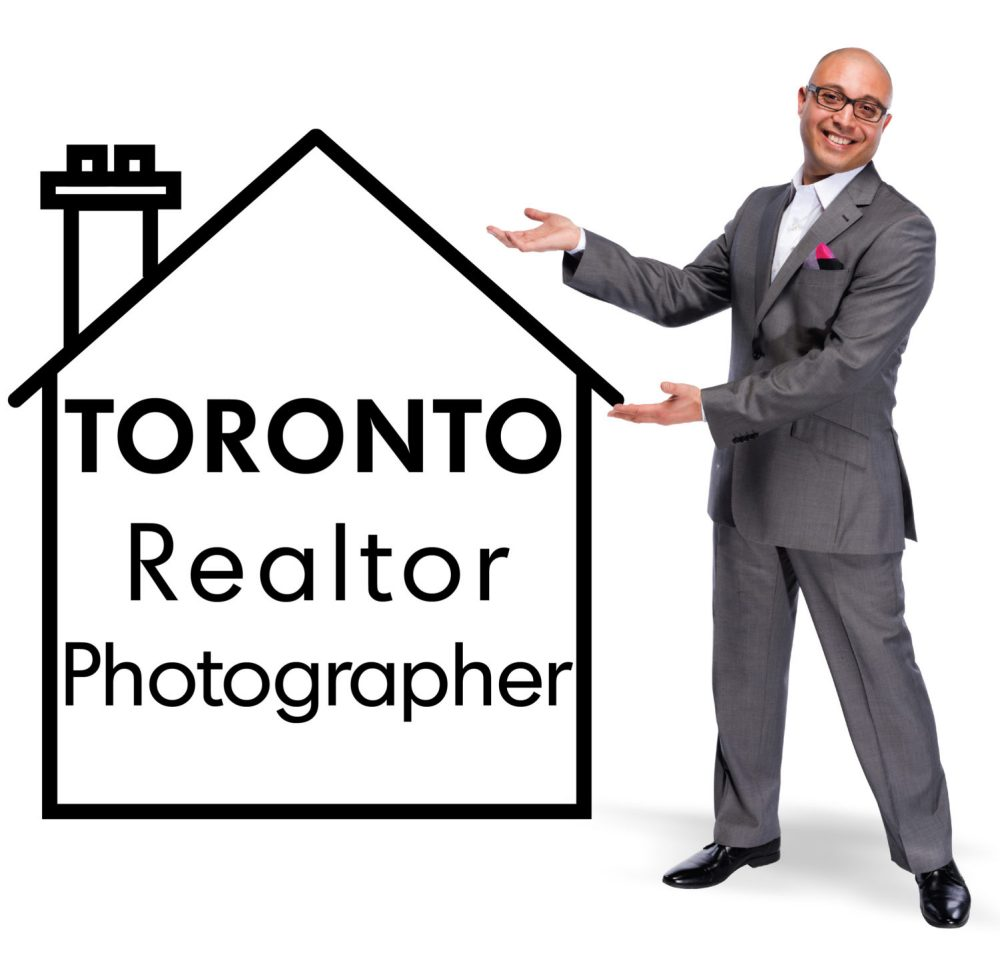Toronto Realtor Photographer and Corporate Portraits