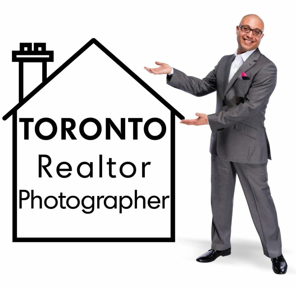 Toronto Realtor Photographer and Corporate Portraits