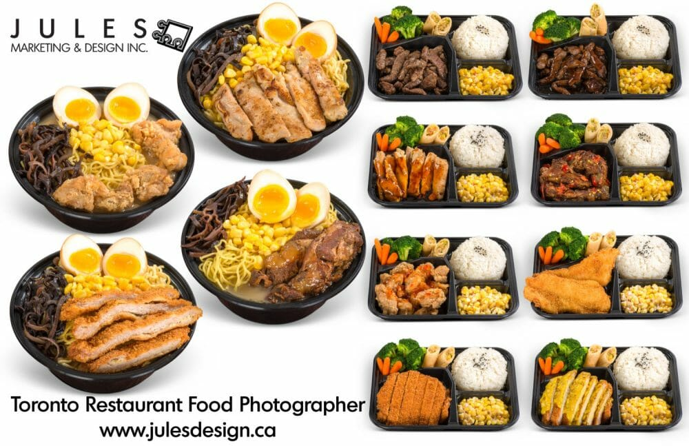 Mississauga Markham Brampton Toronto Restaurant Food Photographer