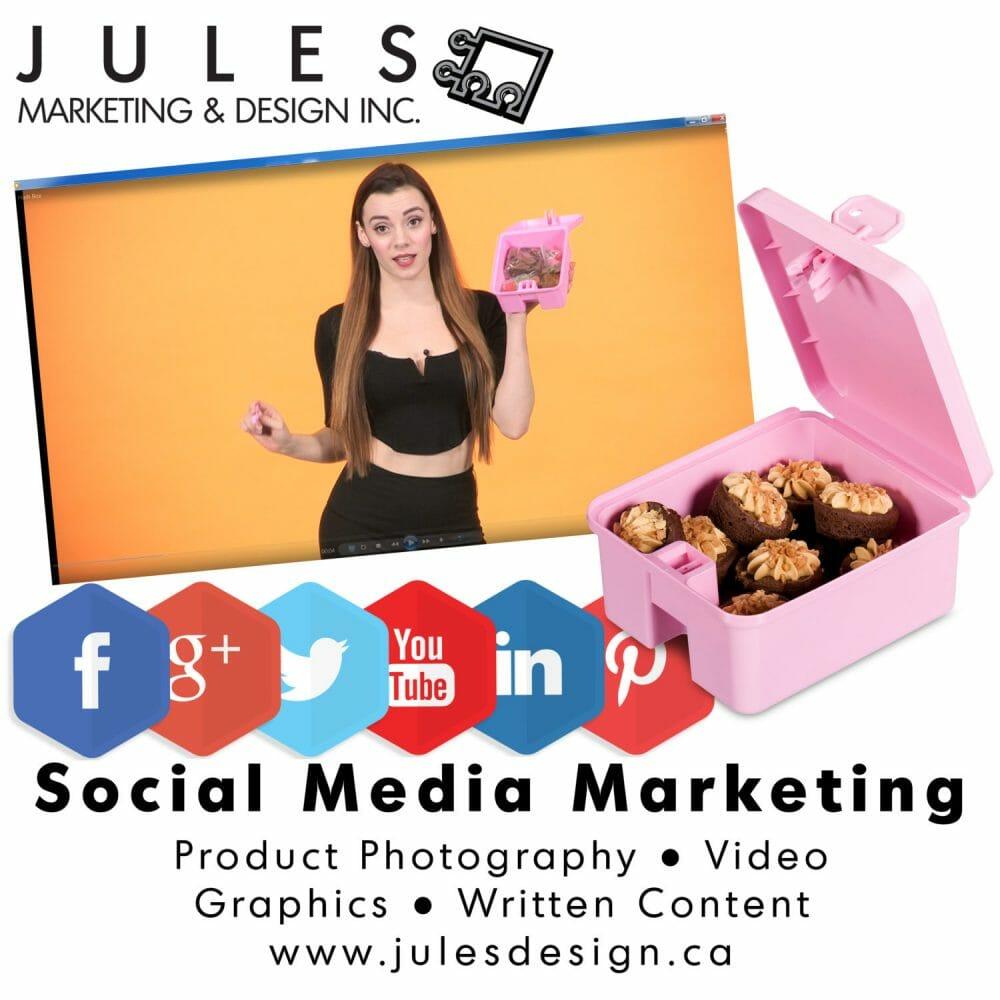 Toronto Social Media Content Creation Studio