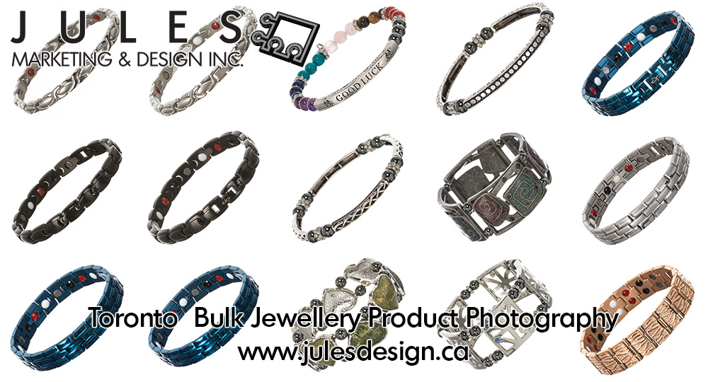 Toronto Markham Mississauga Bulk Jewelry Product Photography