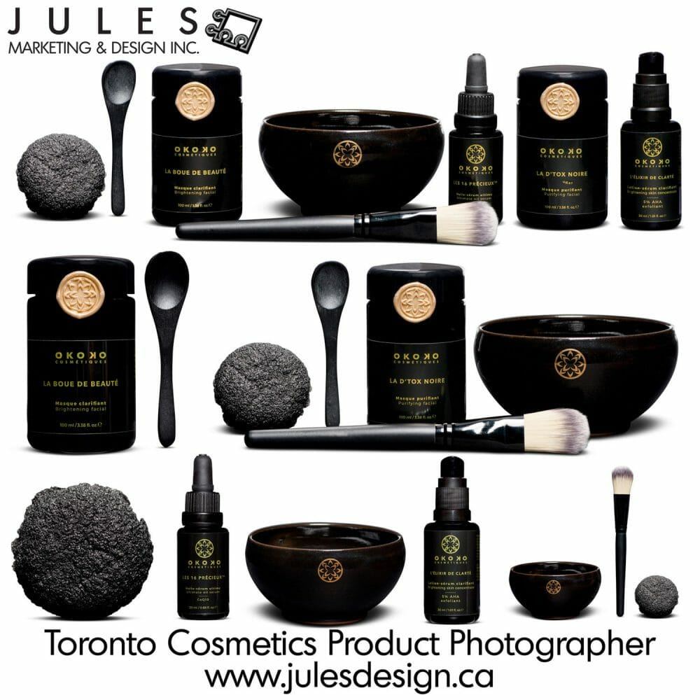 Mississauga Skin Creams Photo Studio