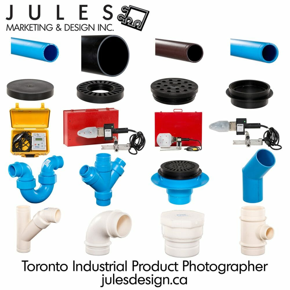 Industrial and Commercial Catalog Parts Toronto Parts Product Photography