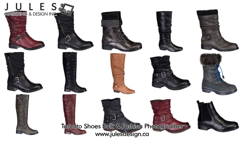 Mississauga Markham Brampton Toronto Shoes Bulk & Fashion Photographer