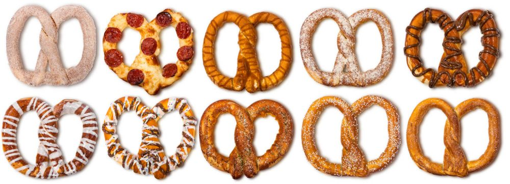 Mos golden pretzel Brampton Commercial Food Photographer Markham Mississauga Hamilton