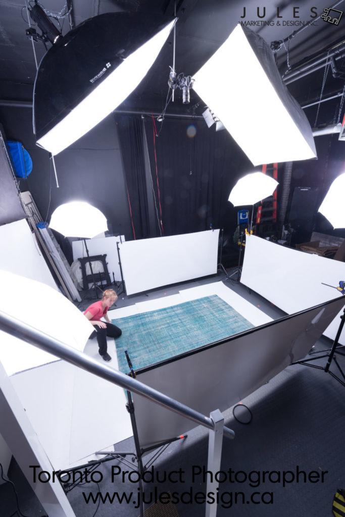 Toronto Furniture Photography Studio