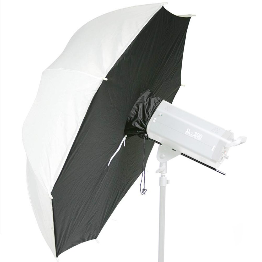 "43"" Photography Umbrella Diffuser for strobes"