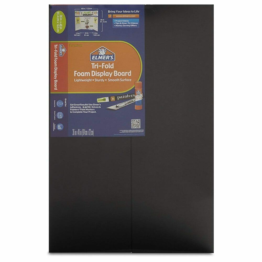 Amazon Photography Black Foam Board 20 x 30 inches