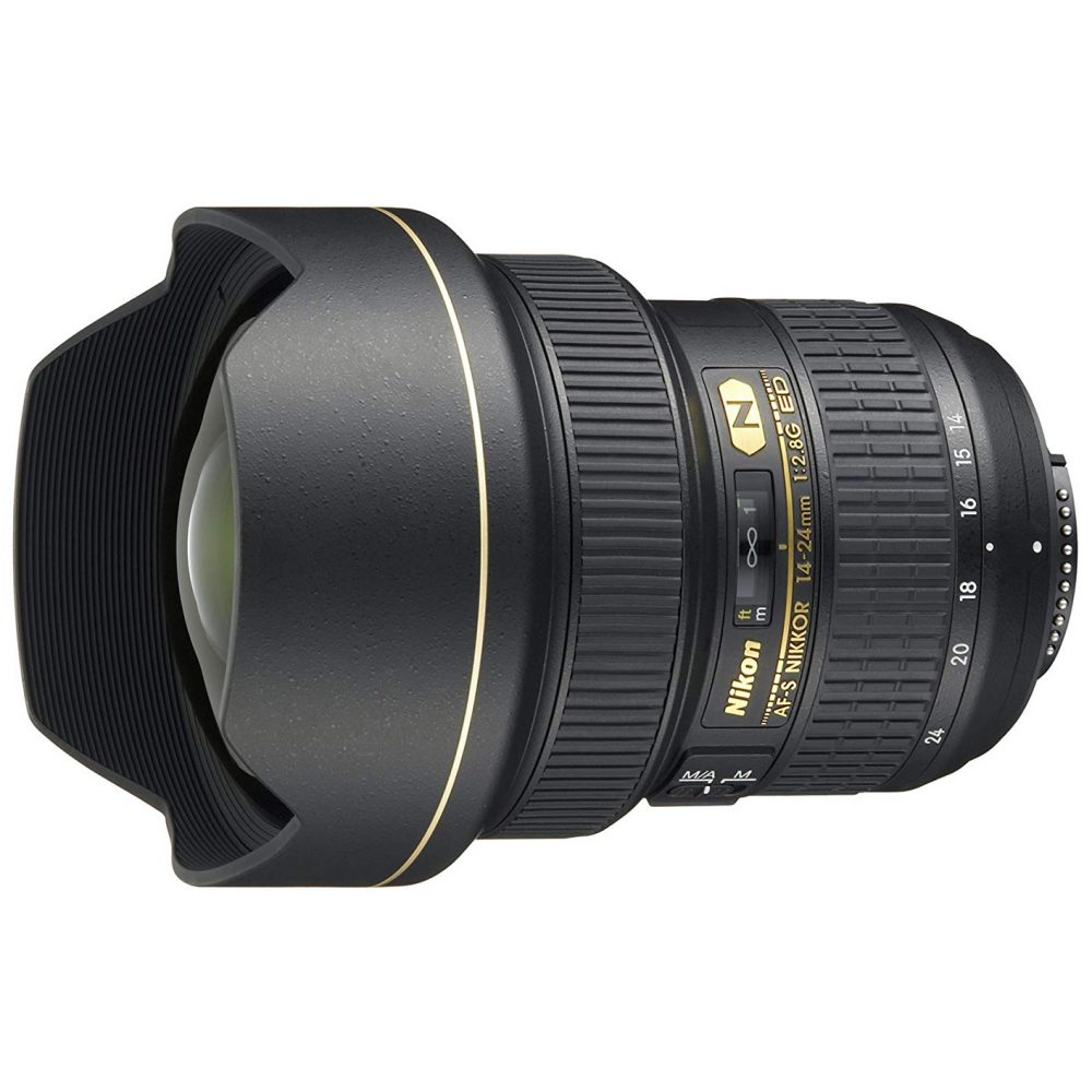Best landscape lens for real-estate photography Nikon AF-S NIKKOR 14-24mm f2.8G ED