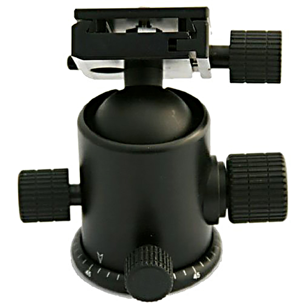The best Photography Heavy Duty Camera Tripod Action Ball Head with Quick Release Plate