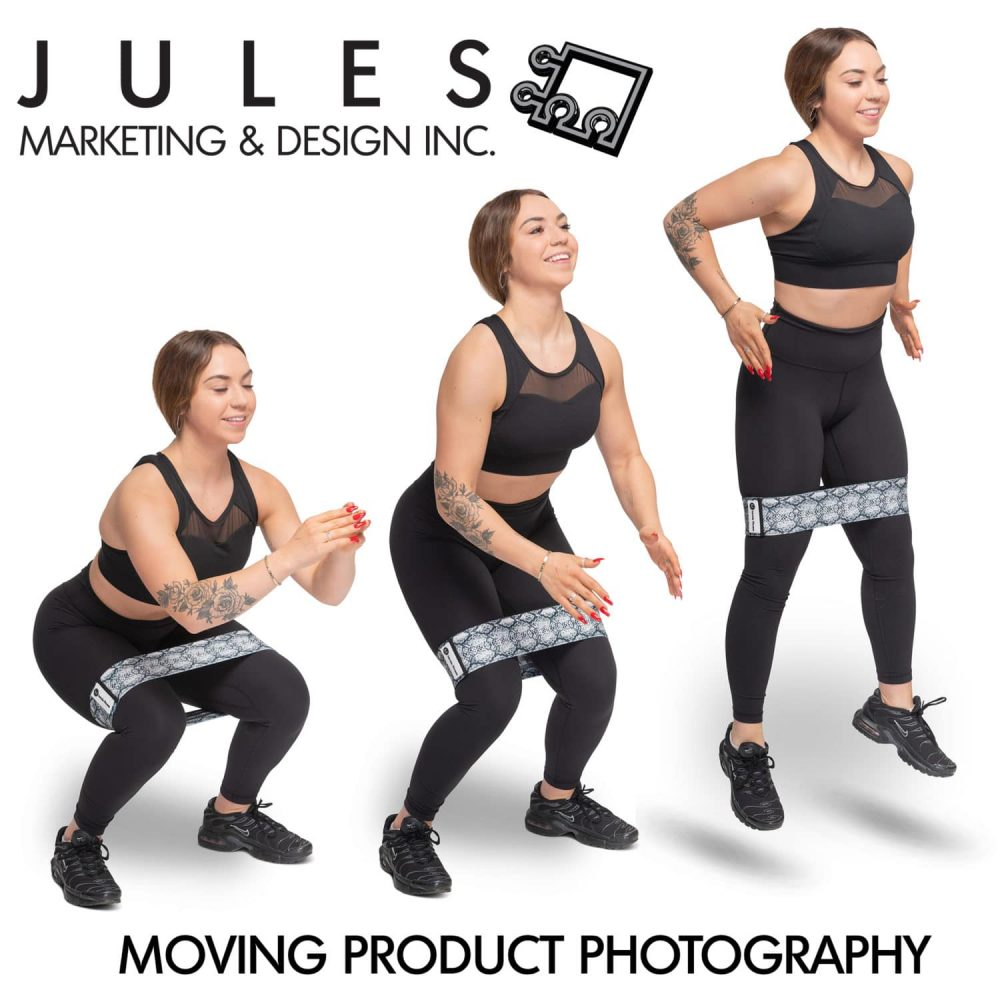Moving Lifestyle Product Photography