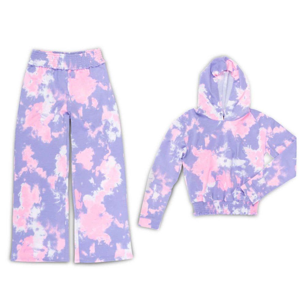 Pants & Hoody Flat Garment Photography