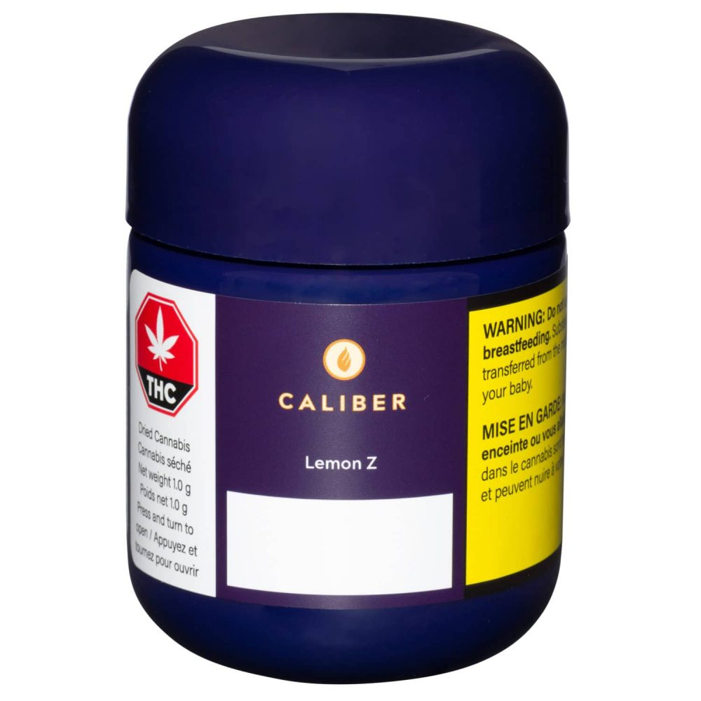 Toronto Commercial Photographer Puck Cannabis Container following GS1 Canada Standards