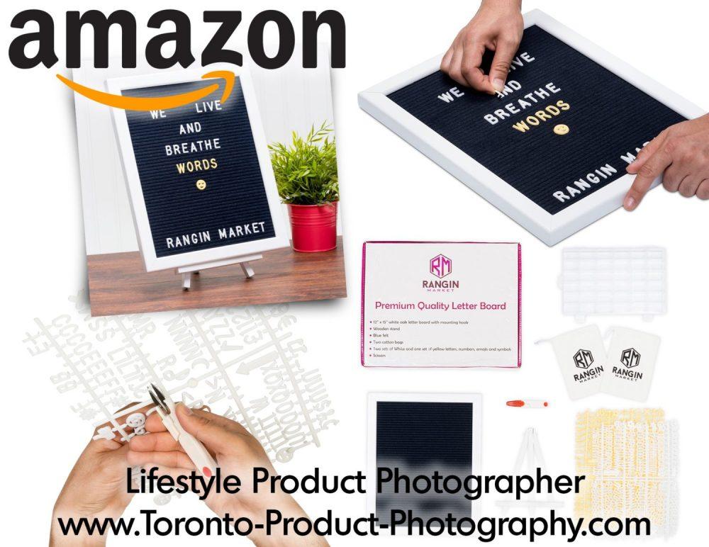 Mississauga Markham Brampton Amazon Product Photographer