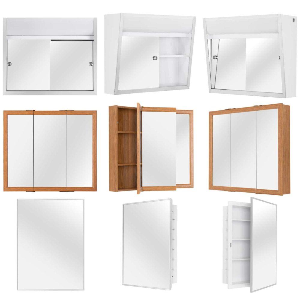 Toronto Markham Mississauga Mirror cabinet Product Photography