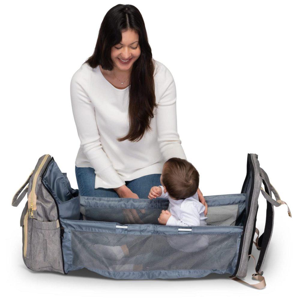 Toronto Amazon Product Photographer Baby Changer Bag